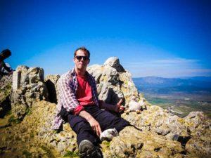 Frankreich Wanderführer Harald Hamel