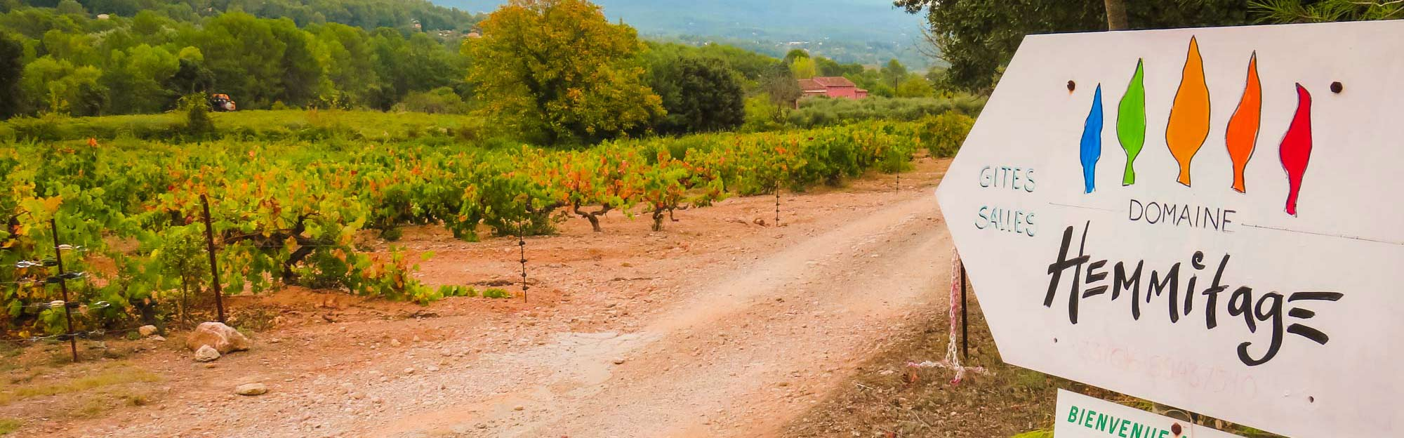 Grüne Provence Wanderwoche