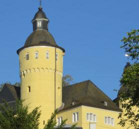 Wandern Schleifen rund ums Schloss Homburg