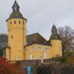 Wandertour im Homburger Ländchen Schloss Homburg