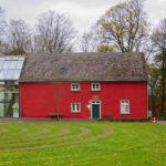 Wandertour im Homburger Ländchen Rotes Haus